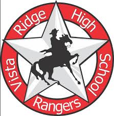Vista Ridge High School logo