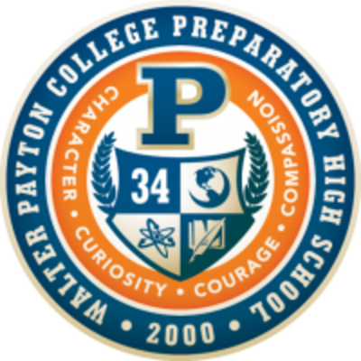 Walter Payton College Prep High School logo