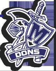 Madonna High School logo