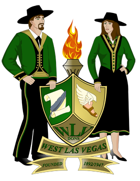 West Las Vegas High School logo