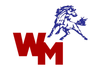 West Mesa High School  logo