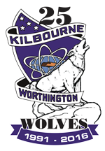 Worthington Kilbourne High School logo