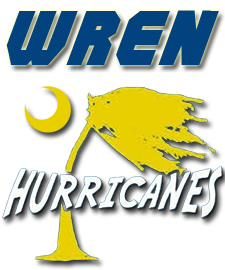 Wren High School logo