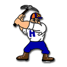 HEM - Hanna - Elk Mountain - Medicine Bow High School logo