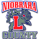 Niobrara County High School logo
