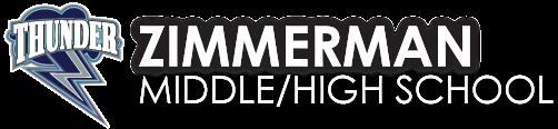 Zimmerman High School logo